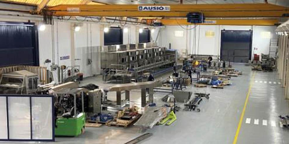 Robokide Grupo Llao Maquinas - programación de maquinaria