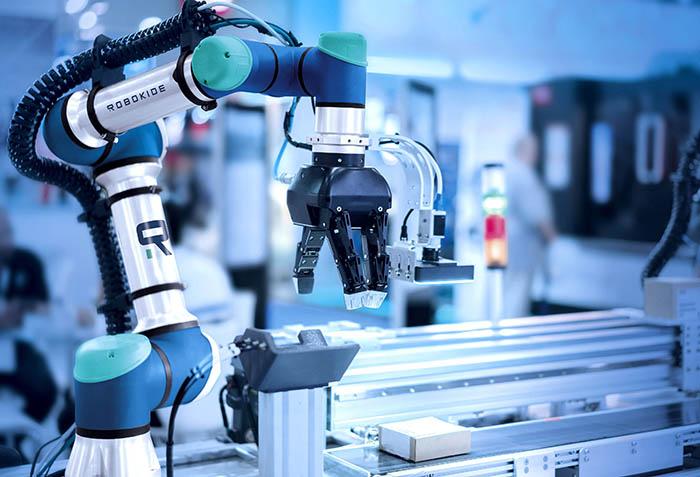 Robokide Grupo Llao máquinas - robótica industrial